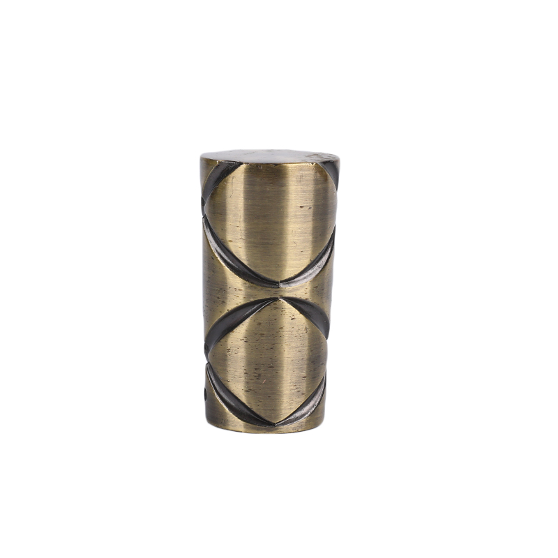 Bronze Classic Sleeve Curtain finial